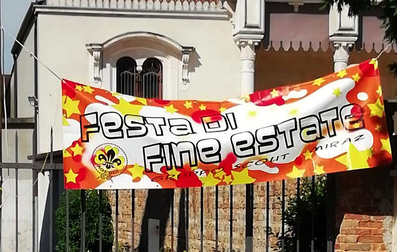 FESTA DI FINE ESTATE (ALBUM FOTO)